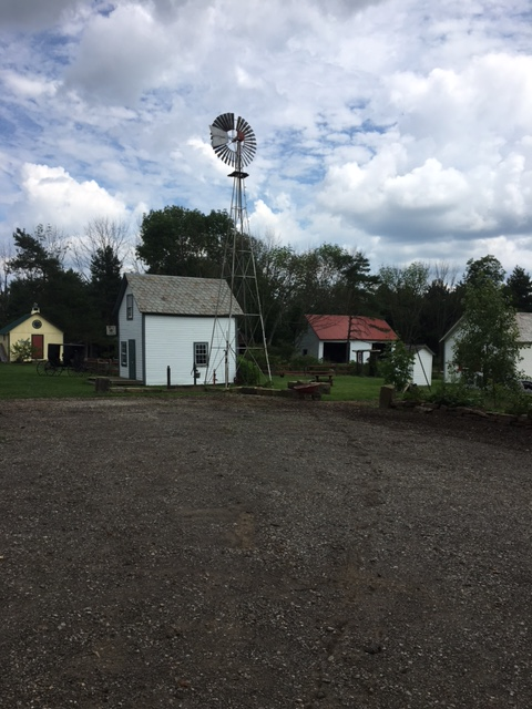 farm view after slaughterhouse move